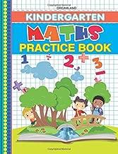 Kindergarten Maths Practice Book