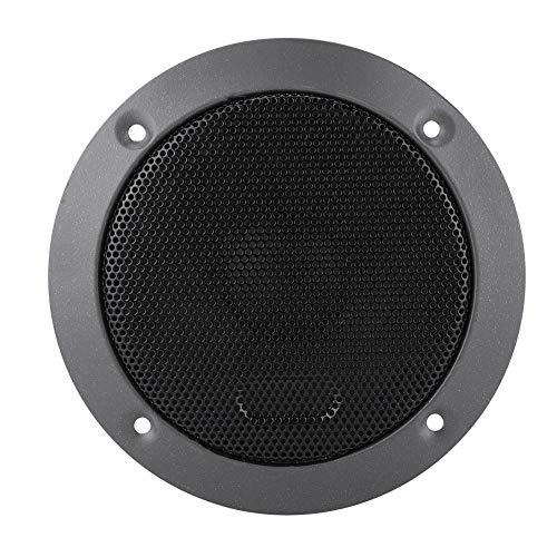 Garsent Subwoofers Loudspeaker, 4 Pouces Full Range Haut-Parleur Audio Stéréo Haut-Parleur de...