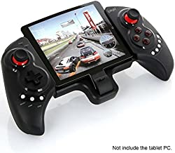 IPEGA PG-9023 Telescopic Wireless Bluetooth Game Controller Gamepad for Smart Projector, Smart Phone, Smart Tablet PC, Bluetooth Laptop