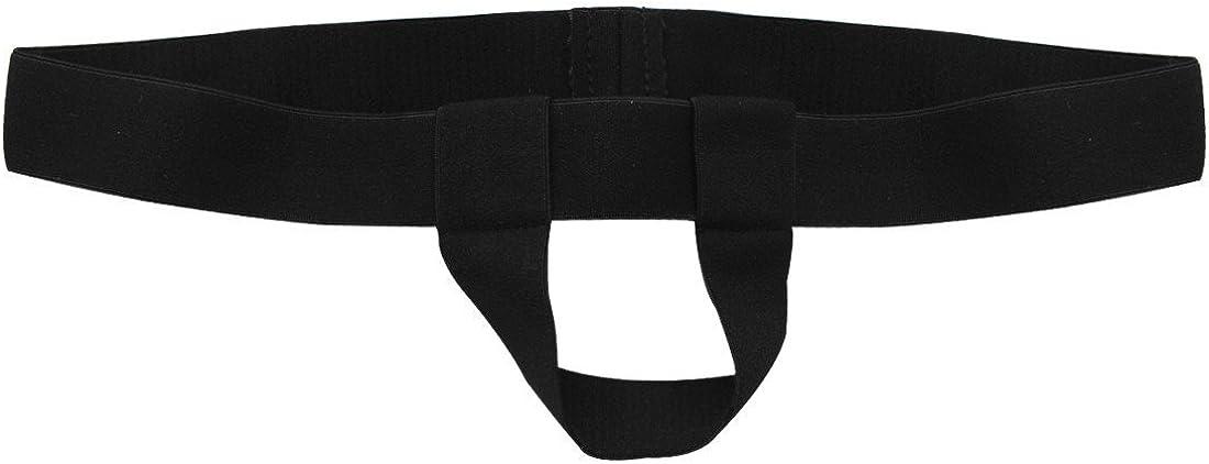 Mens Ball Lifter Booster Underwear Enhancer Bulge Ring Straps Thong Bikini Brief