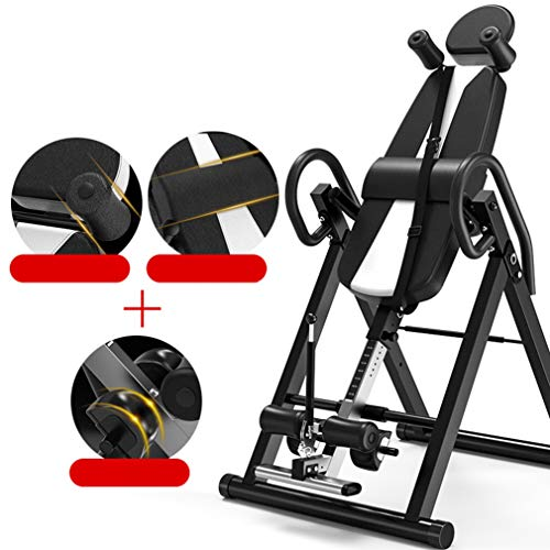 Best Prices! Robust Inversion Table Multifunctional Adjustable Inverted Machine Machine Back Muscles...