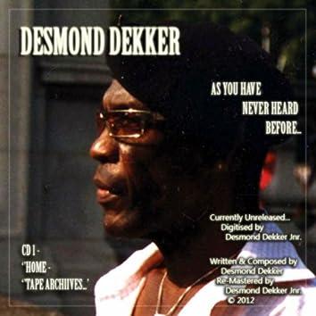 Desmond Dekker- As You Have Never Heard Before- CD1