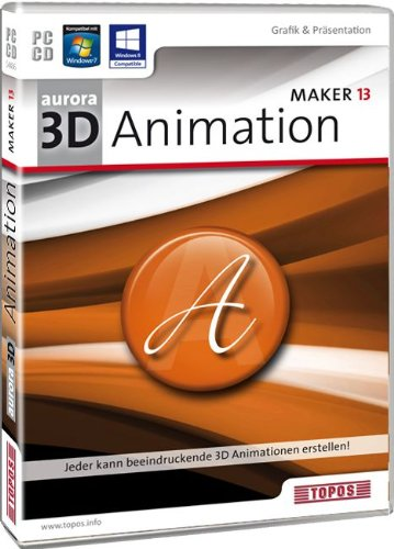 Aurora 3D Animation Maker 13 [import allemand]