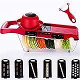 Vegetable Cutter Potato Fruit Cutter Cutting Vegetables Rapidly and uniformly MultiSlicer Vegetable Slicer