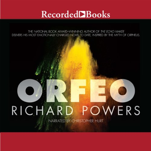Orfeo audiobook cover art