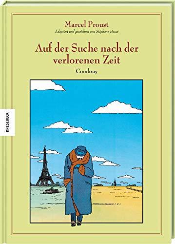 Buchseite und Rezensionen zu 'Auf der Suche nach der verlorenen Zeit' von Stéphane Heuet
