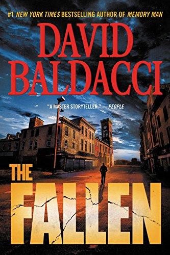 The Fallen (Memory Man series, Band 4)