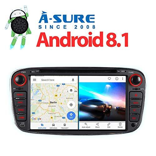 Android 8.1/ 8.0 Autoradio , A-SURE 7