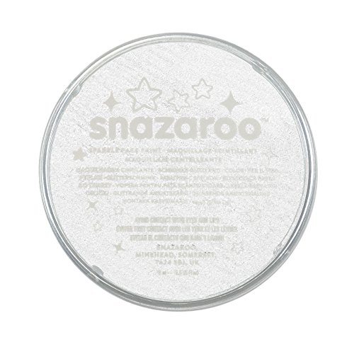 Snazaroo Fard Aquarellable 18ml Blanc Nacre
