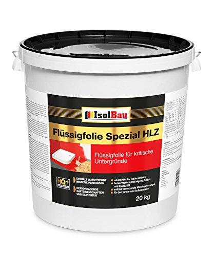 Flüssigfolie Spezial HLZ 20 kg Dichtfolie Abdichtung Balkon Bad Dusche Küche