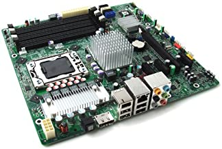 Genuine Dell Studio XPS 435MT Tower Motherboard Part Number R849J 0R849J. Supports Intel Core i7, 1066 MHz and 1333 MHz Memory