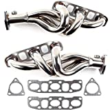 WFLNHB Stainless Exhaust Manifold Headers Replacement for Nissan 350z & 370z Infiniti G37 3.5L 3.7L V6