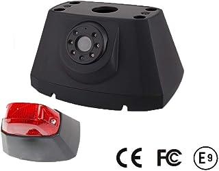 Sponsored Ad - Third Roof Top Mount Brake Lamp Camera Brake Light HD Rear View Backup Parking Camera for Dodge Ram Promast...