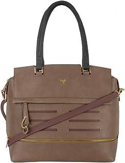 Baggit Spring/Summer '20 Women Tote Beige Handbag