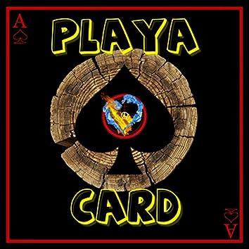 Playa Card