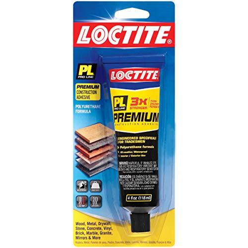 Loctite PL Premium Polyurethane Construction Adhesive