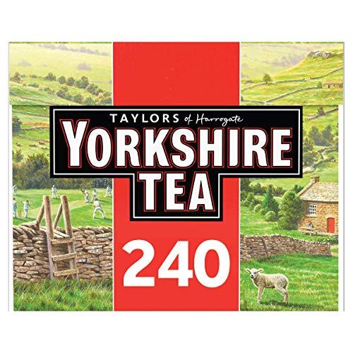 Yorkshire Tea, 240 Tea Bags