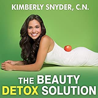 The Beauty Detox Solution audiobook cover art