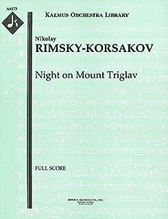 Night on Mount Triglav: Full Score [A6173]