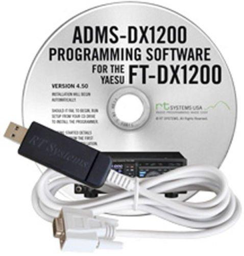adms-dx1200Datenkabel und Software für ftdx-1200