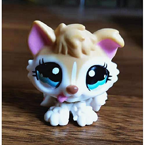 ZAD Husky Dog 1013 (Tan, Blue Eyes) - The SMA LPSs Toy