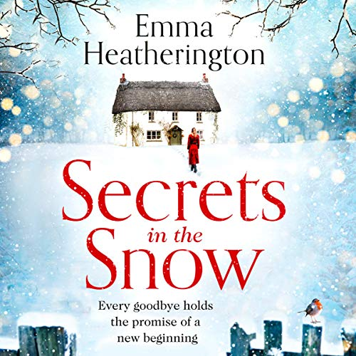 Secrets in the Snow cover art