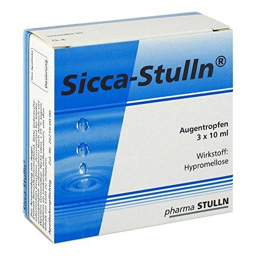 Sicca Stulln Augentropfen 3x10 ml Augentropfen
