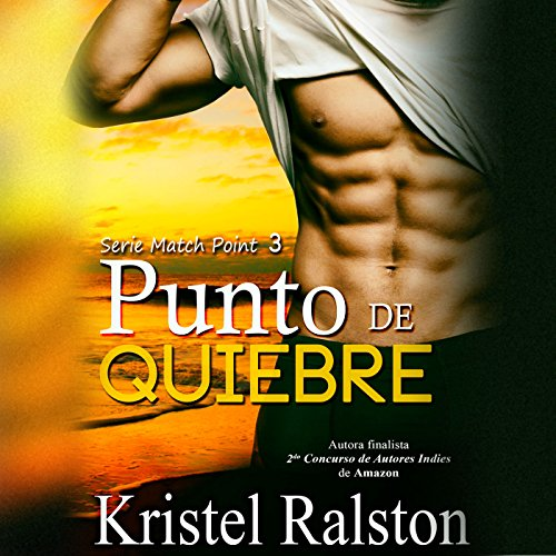 Punto de quiebre [Breaking Point] audiobook cover art