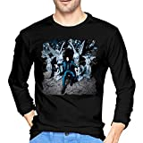 X6Better T-Shirt Tee Top Abiti Jack White Lazaretto Men's Long Sleeve Tshirt Black