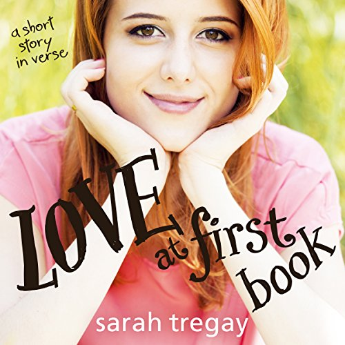 Love at First Book audiobook cover art