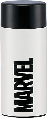 スケーター コンパクト ステンレス マグボトル 水筒 200ml マーベル MARVEL ロゴ SMBC2B