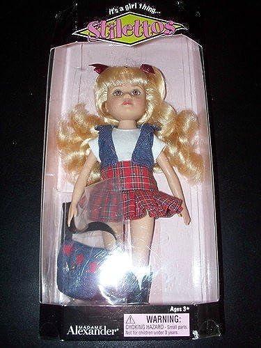 Madame Alexander Stilettos Nikki Doll