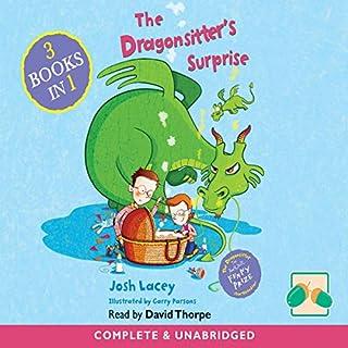 The Dragonsitter's Surprise cover art