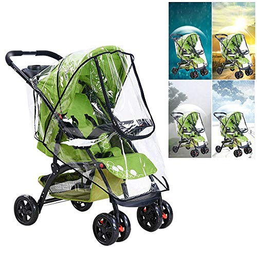 Kinderwagen Regenhoes regenhoes voor universele Hauck Shopper Sport Buggy Pushchair Plus Size
