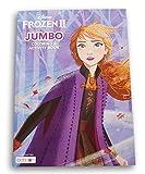 Princess Anna & Elsa Activity Book (Coloring Sheets, Mazes, Puzzles, Scrambles, Word Finds) 80 Pages