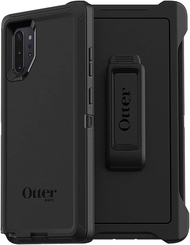 OtterBox Defender Series SCREENLESS Edition Case for Galaxy Note10+ - Black