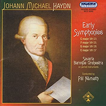 Haydn, M.: Early Symphonies