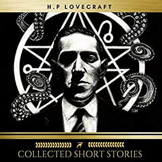 Collected Short Stories audiobook cover art