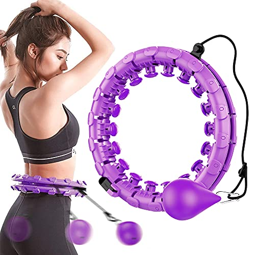 Weighted Hula Hoop for Adults Ex...