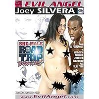 She-male road trip 15 (Evil Angel - Joey Silvera) [DVD]