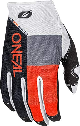 O'NEAL Mayhem Split MX DH FR Handschuhe schwarz/orange/grau 2018 Oneal: Größe: M (8.5)