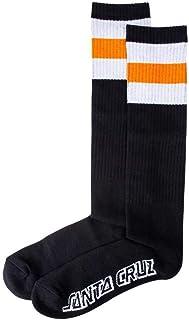 Santa Cruz Bench Socks - White