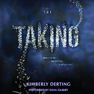The Taking                   By:                                                                                                                                 Kimberly Derting                               Narrated by:                                                                                                                                 Tavia Gilbert                      Length: 9 hrs and 29 mins     170 ratings     Overall 4.2