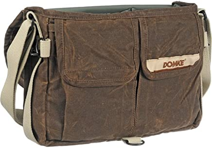Domke 701-83A F-803 Camera Satchel Bag -Brown