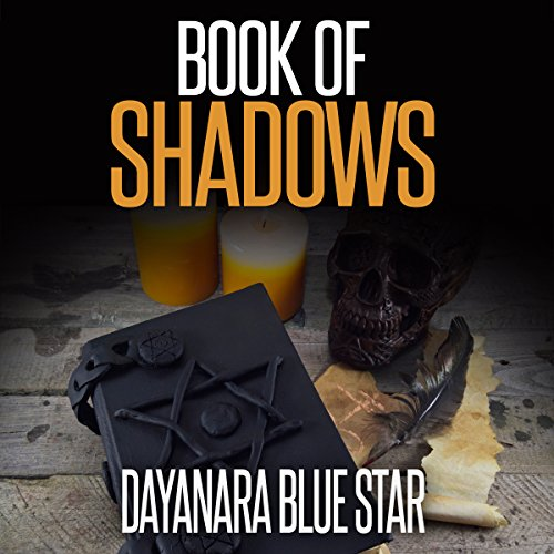 Book of Shadows audiobook cover art