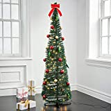 Top 10 Already Decorated Christmas Trees