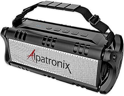 Waterproof Bluetooth Speaker, 40W Portable Wireless...