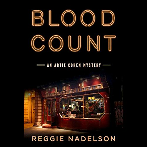 Blood Count cover art