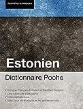 Dictionnaire Poche Estonien (French Edition)