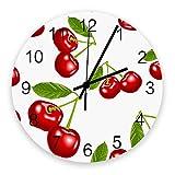 Reloj de Pared Grande, silencioso, silencioso, con Pilas, Re